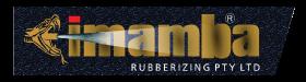 Imamba Rubberizing Logo
